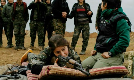 Rojava: Model of Liberation or Repudiation of Anarchism?