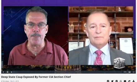 Retired CIA Chief of Station Brad Johnson on Intel Agency Politicization: Matt Bracken Interview