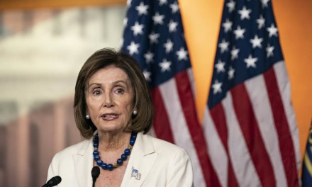 The Game is Afoot – Pelosi Starts Civil War II