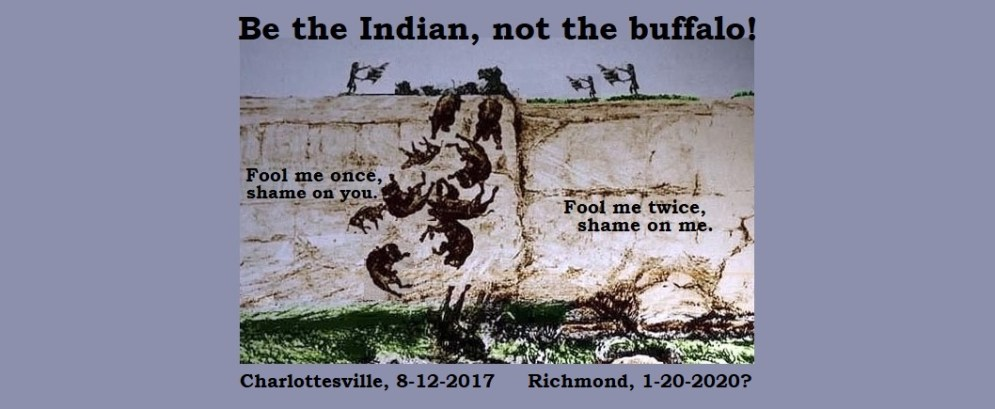 RICHMOND: THE MOTHER OF ALL BUFFALO JUMPS