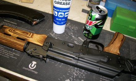 Lubricating the Kalashnikov