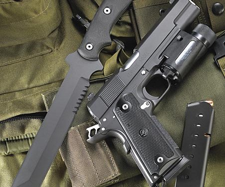 A Testament To Dave Lauck's 1911s, by Coyyote