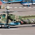 OPFOR Close Air Support: MI-28UB