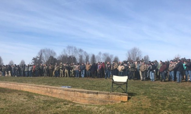 GUEST POST: EYEWITNESS REPORT FROM BEDFORD COUNTY, VA MILITIA MUSTER, by DVM