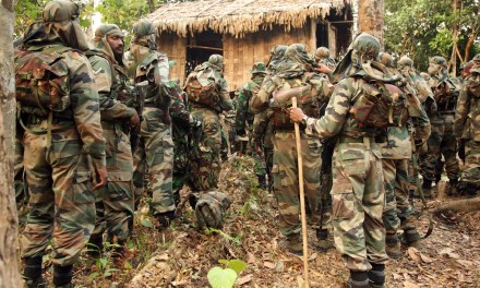 A Look At India's Jungle Warfare School