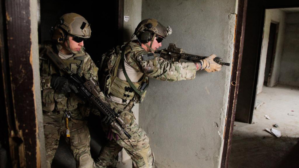 The Capability – A CQB Demonstration