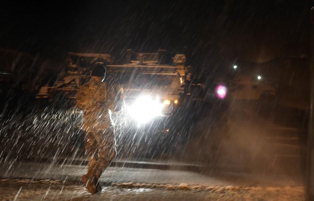 GEN John Allen: Prepare National Guard to Back Fill U.S. Law Enforcement