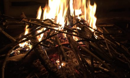 To Build A Fire….. or Not
