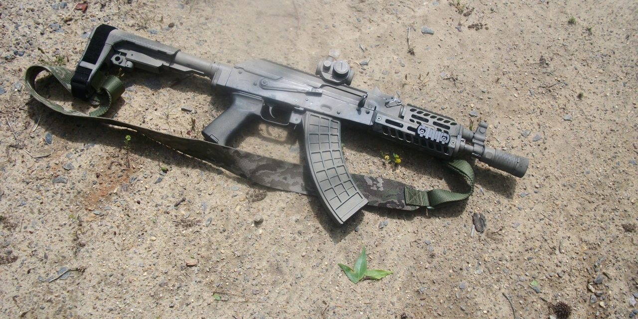 Modernizing the Kalashnikov: Palmetto State Armory's AK-P