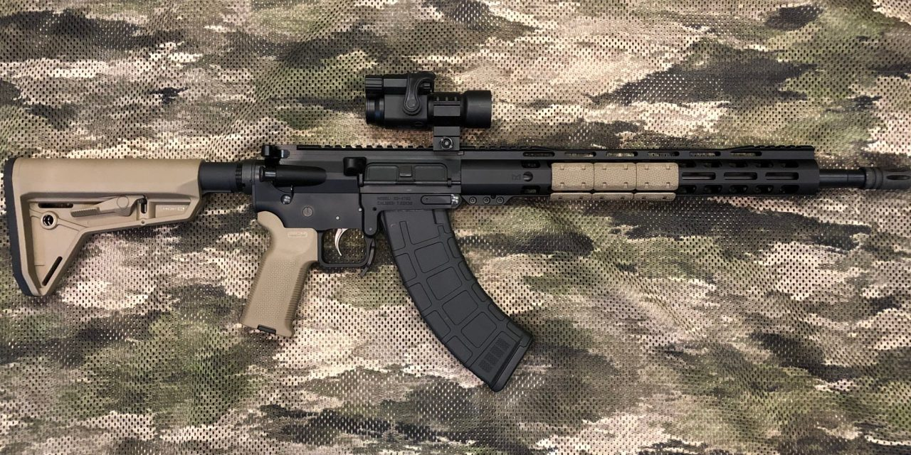 Palmetto State Armory 16″ KS-47 Intro