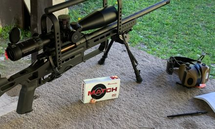 Dave Lauck Sends: MR-30 Rifle