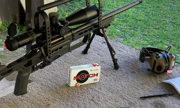 Dave Lauck Sends: MR-30 Rifle