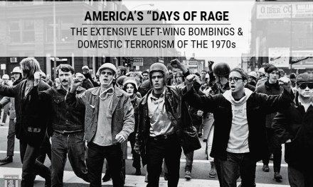 "America's ""Days of Rage"": The Extensive Left-Wing Bombings & Domestic Terrorism of the 1970s, by Sam Jacobs"