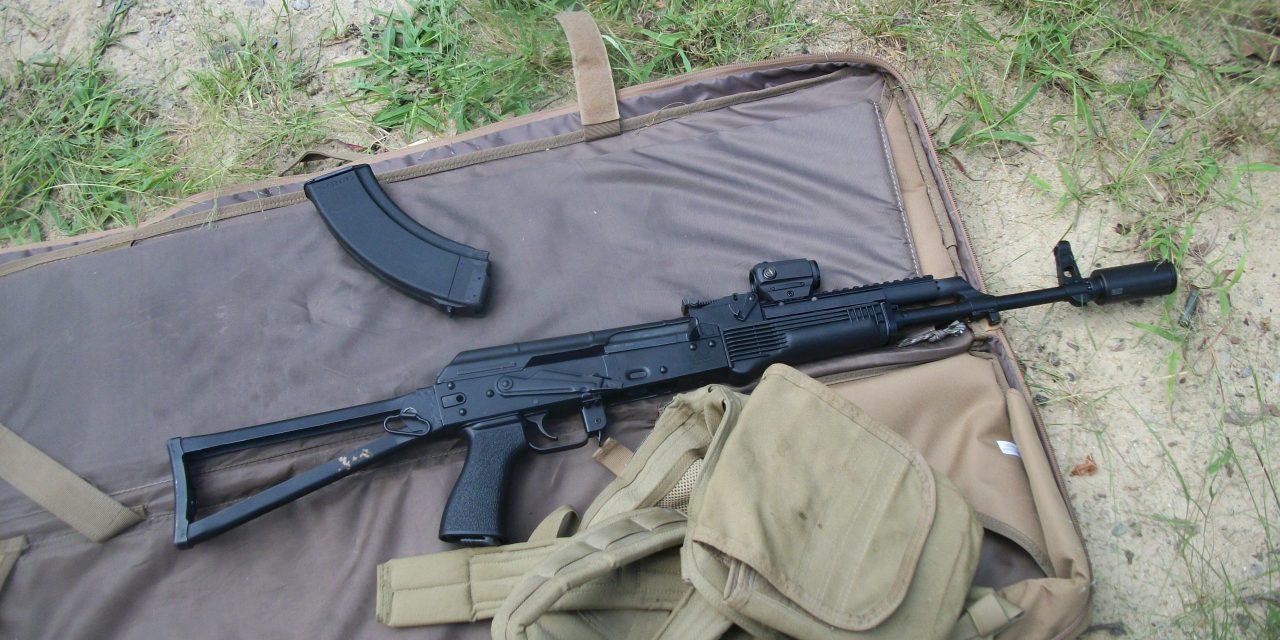 Beyond the Firearm: AK-47 in CQB