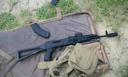 Modifying the Kalash: A Basic AK Upgrade