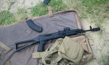 Modifying the Kalash: A Basic AK Upgrade