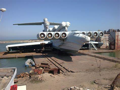 TX2Guns: Inside The Soviet Ekranoplan