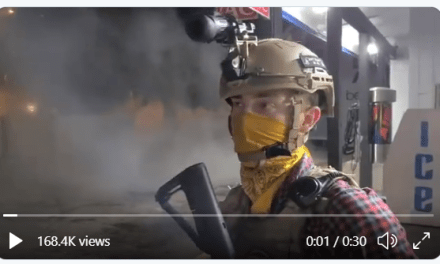 Kenosha, WI – Video From Andy Ngo