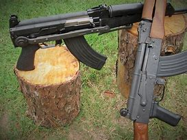 Tech-Sights for the AK47. Marksmanship Made Possible, by Mark Laughlin