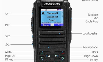 Setting Up A Baofeng DM-1701, by Captain Attilla