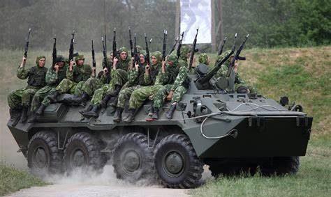 Modern Russian Motor Rifle Company | Organization & Tactics