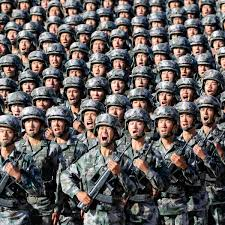 A Look At The Modern Chinese Infantry Squad