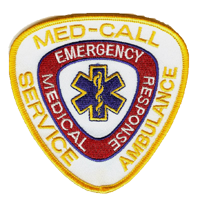 Med-Call Ambulance Patch
