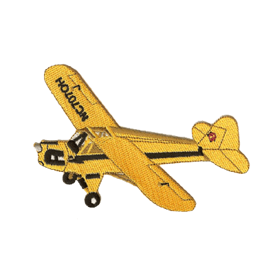 Piper Club Aviation Patch