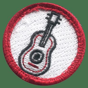 Hobby Merit Badges Sample