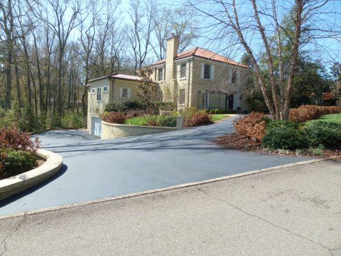 Beautiful Residential Sealcoat Knoxville