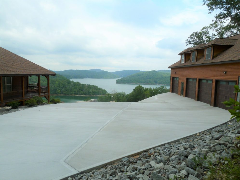 Residential Concrete Flatwork