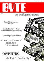 Byte - de 1975 a 1984
