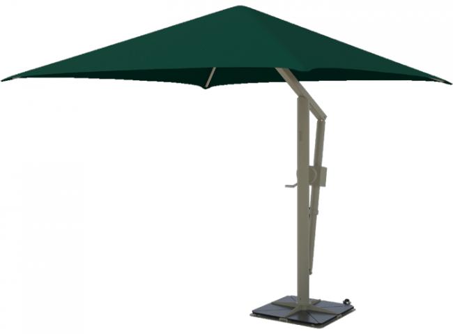 portable retractable umbrella