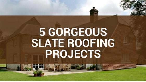 5 Gorgeous Slate Roofing Projects - American Slate | Slate ...