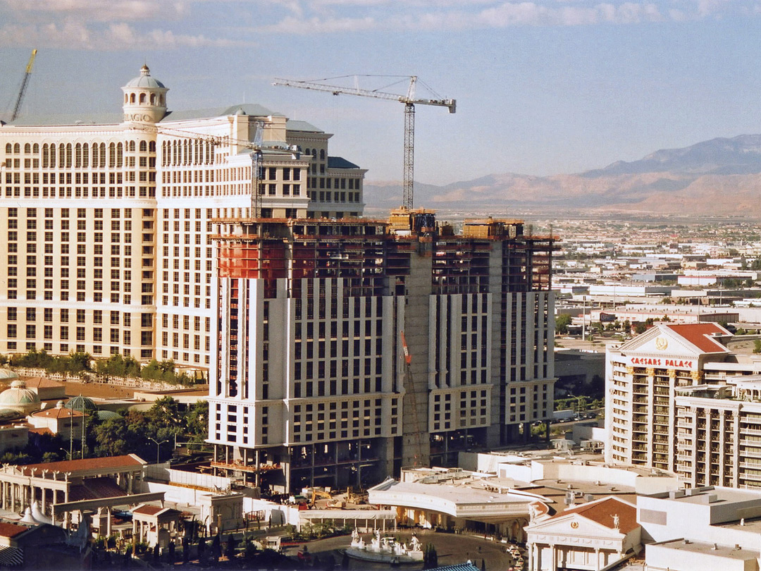 Las Vegas Construction