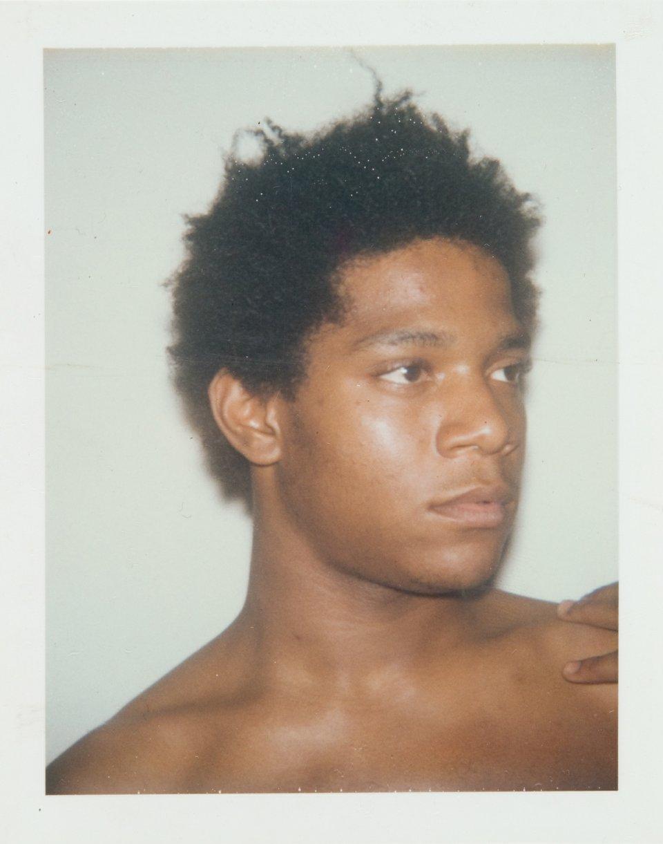 Andy Warhol Polaroids AMERICAN SUBURB X
