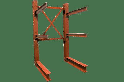 used cantilever racks used lumber
