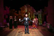 """Yellow Face"" at Theater J. (Photo by C. Stanley Photography)"