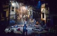 """""""Les Miserables"""" at Dallas Theater Center. (Photo by Karen Almond)"""
