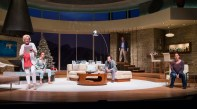 "The cast of ""Other Desert Cities"" at TheatreWorks"