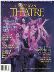 "Last, but hardly least, was our January 2002 cover, with a scene from Diane Paulus's raunchy ""The Donkey Show"" (still playing today at American Repertory Theater). To be technical, it may not represent exactly the same moment from Shakespeare as the previous examples, but ""Donkey Show"" deserves a place here for its title alone."