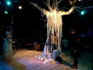 """Crumbs: a Cinderella Story"" at the Imaginists in Santa Rosa, Calif. through Dec. 21."