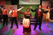 """Jubilation II: The Colors of Christmas"" at the Jubilee Theatre in Fort Worth, Tex. through Dec. 28."