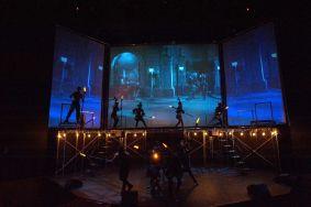"The cast of ""Phantom of the Opera"" from Vox Lumiere. (Photo by Johanna Siegmann)"