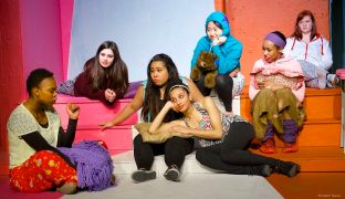 """""""Emotional Creatures"""" by Eve Ensler, at Cyrano's Theatre Company in Anchorage, Alaska, through Mar. 8."""