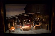 """The Second Girl"" at Huntington Theatre Company. (Photo by T. Charles Erickson)"