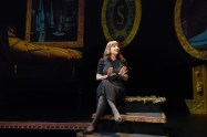 """""""The Pianist of Willesden Lane,"""" adapted by Hershey Felder from from a book by Mona Golabek and Lee Cohen, at Hartford Stage in Hartford, Conn., through Apr. 26. Pictured: Mona Golabek."""