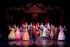 """A Christmas Carol,"" adapted by Jerry Patch from Charles Dickens, at South Coast Repertory in Costa Mesa, Calif., through Dec. 26."