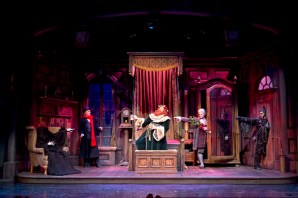 """""""A Christmas Carol"""" adapted by Jerry Patch from Dickens, at South Coast Repertory Theatre in Costa Mesa, Calif., through Dec. 27."""