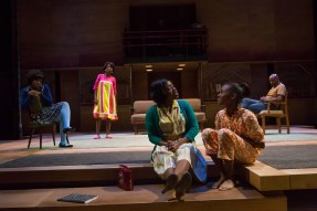 """April 4, 1968: Before We Forgot How to Dream"" by James Still, at Indiana Repertory Theatre in Indianapolis in 2015. (Photo by Zach Rosing)"